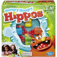 Hungry Hungry Hippos Selskapsspill