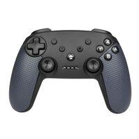 Trådløs kontroller kompatibel med Nintendo Switch - Svart