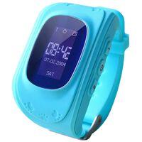 Smartklokke for Barn med GPS - Blå