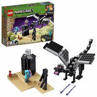 LEGO Minecraft - End-kampen