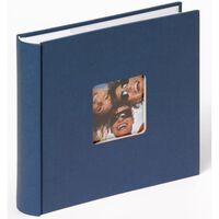 Walther Design Fotoalbum Fun Memo 10x15 cm blå 200 bilder