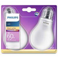 Philips LED-lyspærer 2 stk Classic 7 W 806 Lumens 929001243031