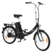 Folding Electric Bike with Lithium-ion Battery Aluminium Alloy