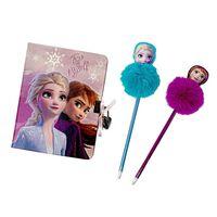 Frozen 2, Dagbok med Penner