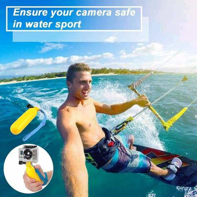 Tilbehørssett til GoPro Hero - 50 deler