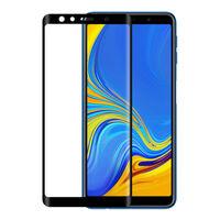 GEAR Tempered Glass 3D Full Cover Svart Samsung Galaxy A7