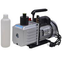 vidaXL Vakuumpumpe 2-trinns 100 L/min