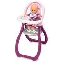 Smoby Baby Nurse Barnestol for dukker
