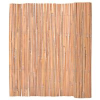 vidaXL Bambusgjerde 150x400 cm