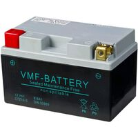 VMF Powersport AGM-batteri 12 V 8,6 Ah FA YTZ10-S