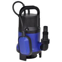Electric Garden Nedsenkbar pumpe for skittent vann 400 W