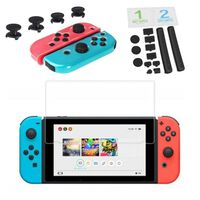 Nintendo Switch tilbehørssett med støv og skjermbeskytter