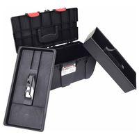 KS Tools Universell verktøykasse 47,5x24x24 cm plast
