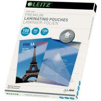 Leitz Lamineringslommer ILAM 100 mikroner A4 100 stk