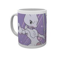 Pokémon, Krus - Mewtwo Comic Panels
