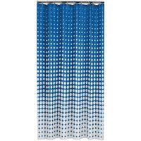 Sealskin Dusjforheng Speckles 180 cm kongeblå 233601323