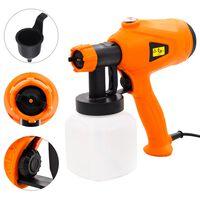 vidaXL Elektrisk malingssprayer 350 W 800 ml