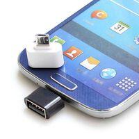 USB til MicroUSB OTG-adapter