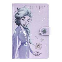 Frozen 2 / Frost 2, Notatbok A5 - Elsa