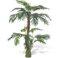 vidaXL Kunstig plante Cycus palme 150 cm