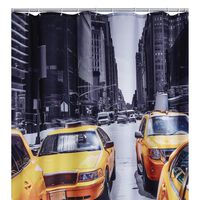 RIDDER Dusjforheng New York 180x200 cm