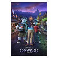 Onward, Maxi Poster - Adventure
