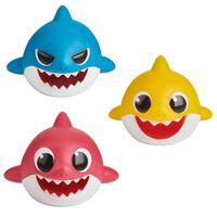 Baby Shark - 3x Badeleker