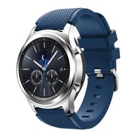Samsung Gear S3 Frontier / Classic armbånd - Blått
