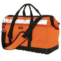 Toolpack Reflekterende verktøyveske Profile oransje og svart