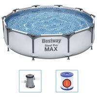 Bestway Steel Pro MAX Svømmebasseng 305x76 cm