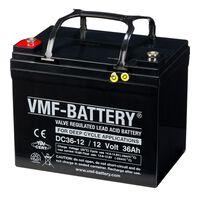 VMF AGM Dypsyklusbatteri 12 V 36 Ah DC36-12