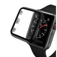 Deksel til Apple Watch 3/4/5, 38 mm - Svart