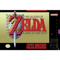 Zelda, Maxi Poster - A Link to the Past