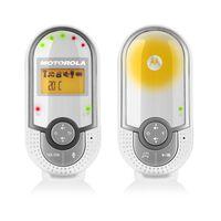 Motorola Baby Monitor for lyd, toveis lyd, skjerm, hvit