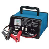 Draper Tools Batterilader 25,8x14,5x25 cm 12/24 V 10,3 A
