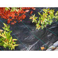 Nature Ugressduk 1x50 m svart
