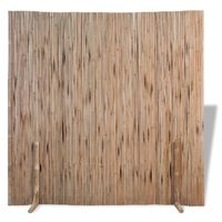 vidaXL Bambusgjerde 180x170 cm