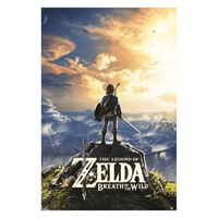 The Legend of Zelda, Maxi Poster - Solnedgang