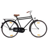 vidaXL Nederlandsk sykkel for herre 28 tommers hjul 57 cm ramme
