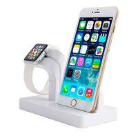 iPhone 5/6/7/8 og Apple Watch ladestasjon