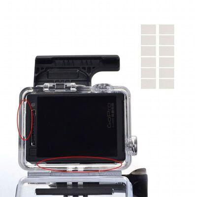 Tilbehørssett GoPro Hero 5/6/7 med veske