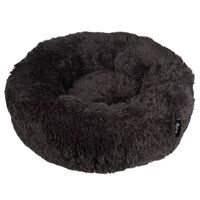 "DISTRICT70 Pet Bed ""FUZZ"" Dark Grey L"