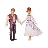 Disney, Frozen 2 / Frost 2 - Anna & Kristoffer