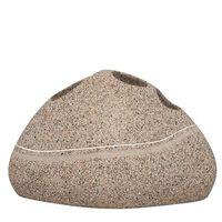 RIDDER Tannbørsteholder Little Rock sandbeige