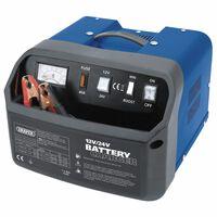 Draper Tools Batterilader 30,5x29x21,5 cm 12/24 V 30 A