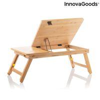 Laptopbord i Bambus