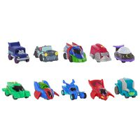 PJ Masks - 10x Micro Deluxe Vehicles
