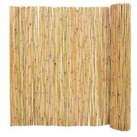 vidaXL Bambusgjerde 300x150 cm