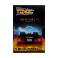 Back to the Future, A5 Notatbok - VHS