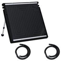 vidaXL Solcellepanel for basseng 75x75 cm